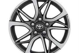 Felgi Aluminiowe 15 Toyota Yaris